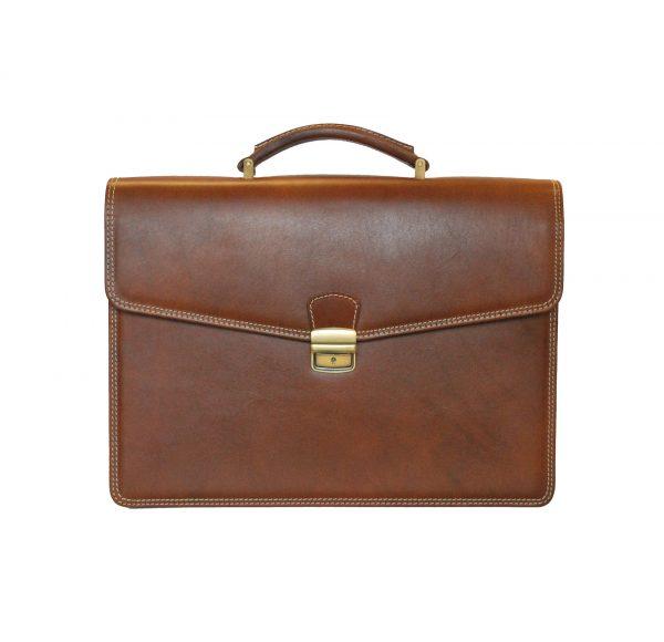 Luxusná-kožená-aktovka-z-pravej-kože-v-hnedej-farbe-č.8129