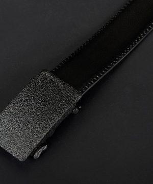 Pánsky kožený opasok z pravej kože - model 18