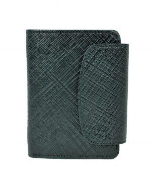 Kožená peňaženka. Vyberte si z ponuky kožených peňaženiek na šírku alebo na výšku, so zapínaním alebo bez zapínania. Noste svoje peniaze a doklady štýlovo (1)