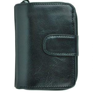 Pánska kožená peňaženka č.8148 v čiernej farbe 60847e56ca5