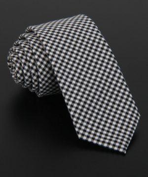 Bavlnená pánska kravata v luxusnom dizajne - vzor 03