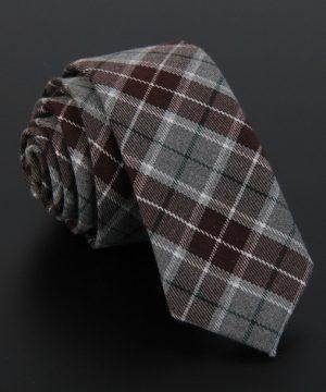 Bavlnená pánska kravata v luxusnom dizajne - vzor 04