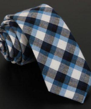 Bavlnená pánska kravata v luxusnom dizajne - vzor 05
