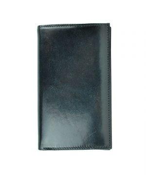 Pánska elegantná kožená dokladovka č.8203 v čiernej farbe (1)
