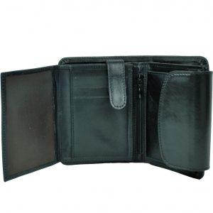 Pánska kožená peňaženka č.8511 v čiernej farbe z prírodnej kože b7630a4b39a