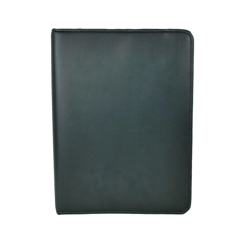 Pánska kožená spisovka č.8673 v čiernej farbe z pravej kože abcb6bca785