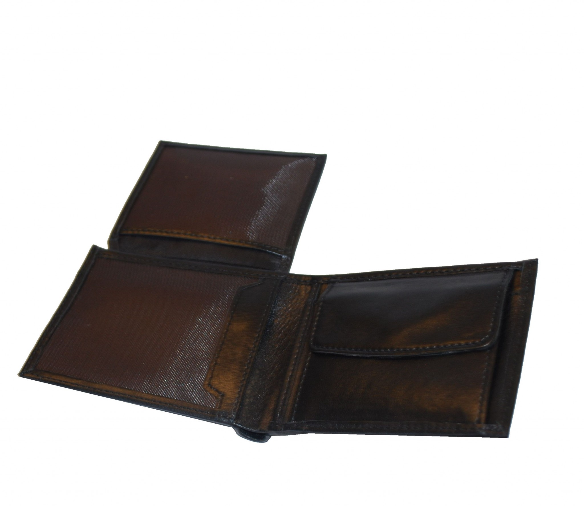 cc6ba4090d Pánska peňaženka z pravej kože. Kvalitné spracovanie a talianska koža.