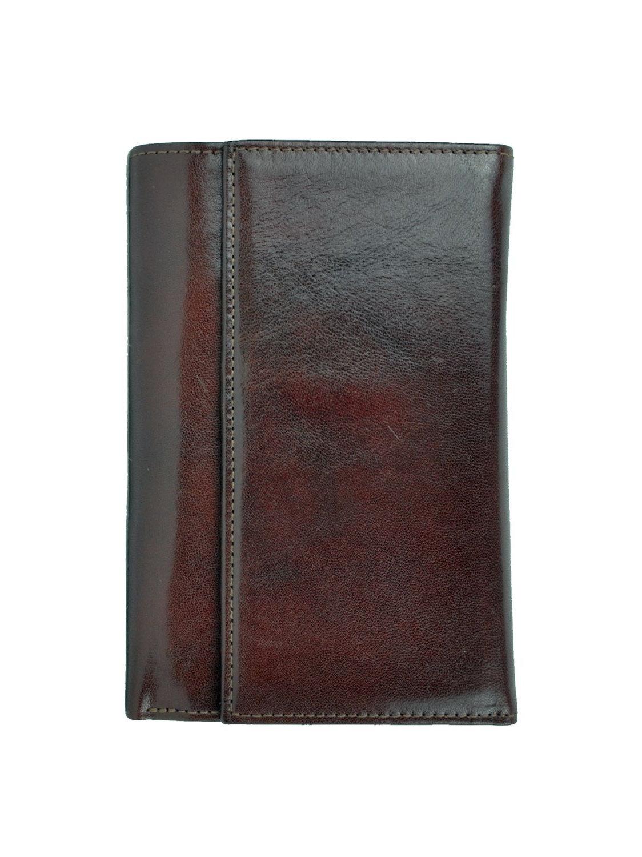 996c8cbf96 Pánska peňaženka z pravej kože č.8559 v tmavo hnedej farbe (2)
