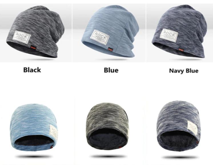 Štýlová pánska čiapka so zimnou výstužou v niekoľkých farbách 854446d071f