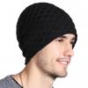 Bavlnená zimná pánska čiapka s kožušinou v niekoľkých farbách