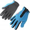 Kvalitné pánske rukavice s možnosťou ovládať mobilný telefón - modré
