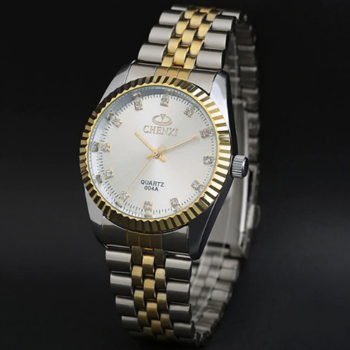 Luxusné ručičkové pánske hodinky business dizajn v troch prevedeniach