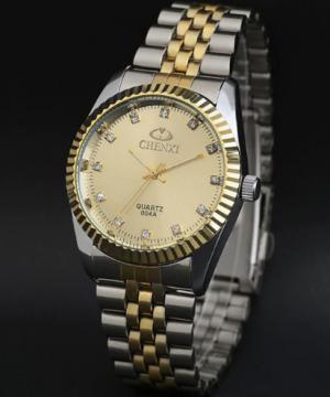 f44c2e648 Luxusné ručičkové pánske hodinky business dizajn v troch prevedeniach ...
