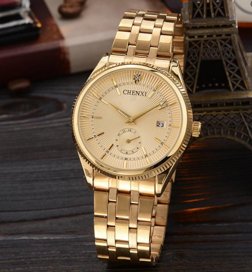 f61c7c4f7a2e Luxusné ručičkové pánske hodinky v troch prevedeniach