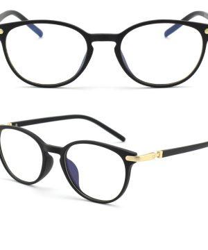 Štýlové pánske okuliare na počítač v retro - vintage štýle
