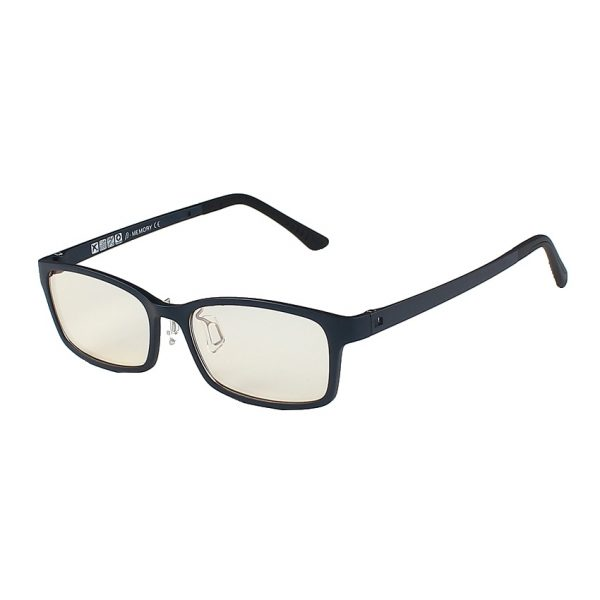Štýlové pánske okuliare na prácu s počítačom - tmavo modré