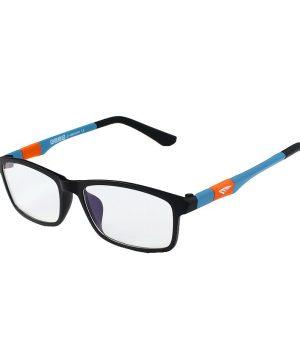 Štýlové pánske okuliare na prácu s počítačom - svetlo modré