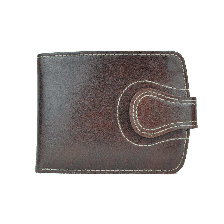 4183f86f0b Pánska kožená peňaženka č.8467 v čiernej farbe z pravej kože