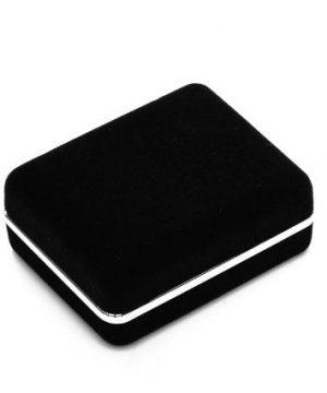 Luxusná darčeková krabička na manžetové gombíky a kravatovú sponu
