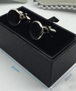 Luxusná darčeková krabička na manžetové gombíky