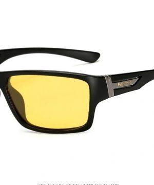 Luxusné polarizované okuliare pre šoférov na nočnú jazdu a do hmly