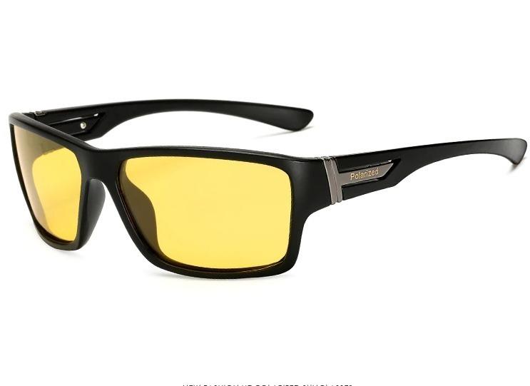 0a440e250 Luxusné polarizované okuliare pre šoférov na nočnú jazdu a do hmly