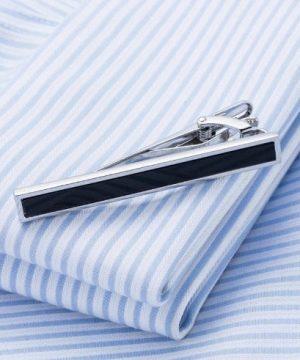 Luxusný pánsky set - manžetové gombíky a kravatová spona model08