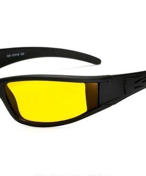 Moderné polarizované okuliare na šoférovanie v noci a v hmle