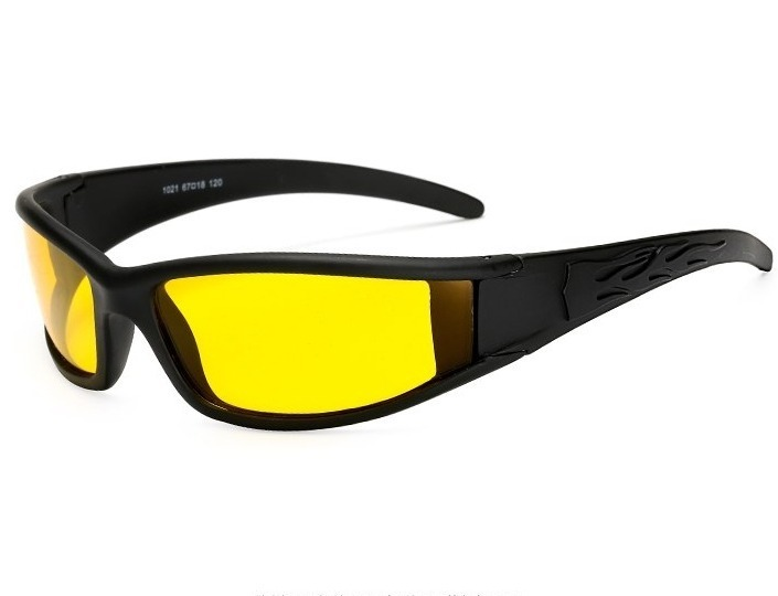 Moderné polarizované okuliare na šoférovanie v noci a v hmle 45a0705625e