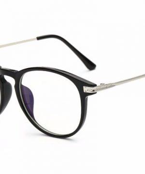 Kvalitné pánske okuliare na počítač v retro - vintage štýle