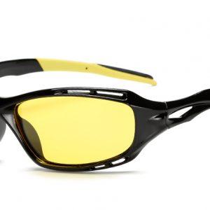 Športové pánske polarizované okuliare pre šoférov na noc a do hmly 95fc25f3e2d
