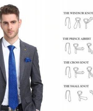 viazanie kravaty - ako zaviazat kravatu