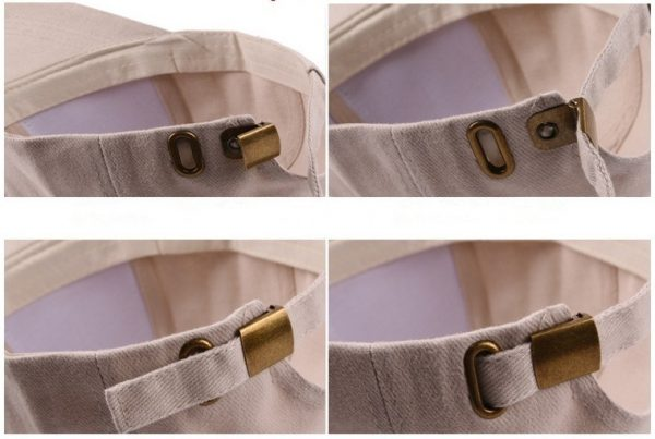 Kvalitná unisex šiltovka zo 100% bavlny vo viacerých farbách
