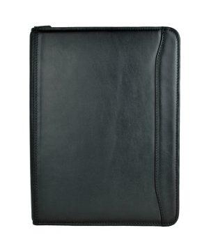 Pánska kožená spisovka č.7988 v čiernej farbe