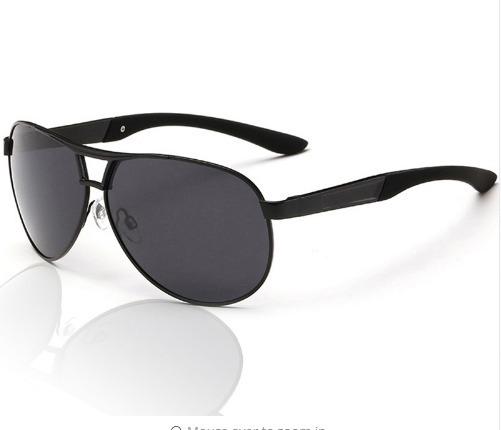 7ff320bee Kvalitné polarizované pánske slnečné okuliare s čiernym rámikom