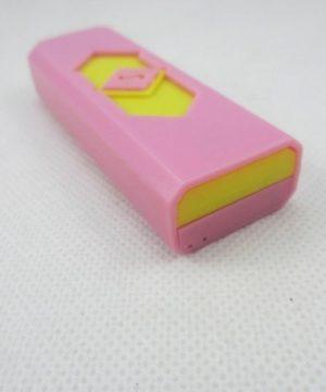 Luxusný moderný USB zapaľovač bez plameňa vo viacerých farbách