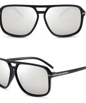 Moderné pánske polarizované slnečné okuliare vo viac farbách