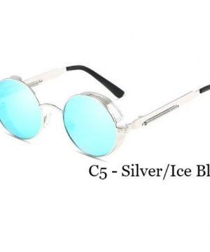 Štýlové polarizované pánske slnečné okuliare v retro štýle