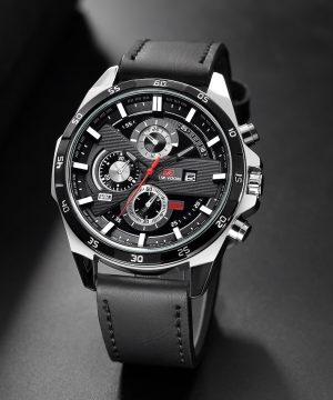 Luxusné športové pánske hodinky