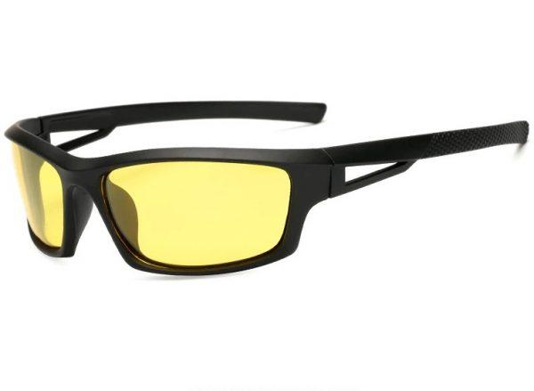 Kvalitné polarizované okuliare na šoférovanie v tme a hmle