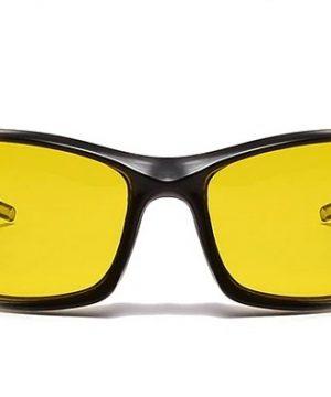 Športové polarizované okuliare na šoférovanie v modernom dizajne