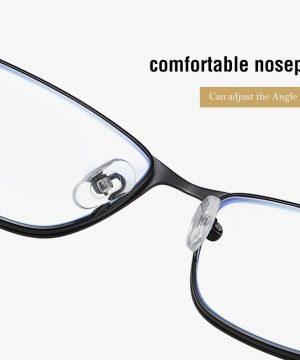 Business okuliare na prácu na počítači s ochranným filtrom