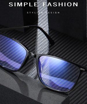 Luxusné okuliare na prácu na počítači s ochranným filtrom
