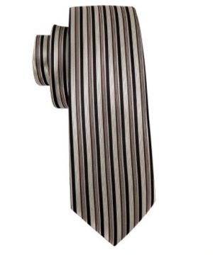 Pánska kravatová sada s gombíkmi, brošňou a vreckovkou s luxusným vzorom